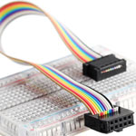 IDC to Breadboard Cable 10 pin