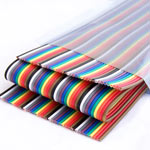 Ribbon Cable 40 conductor, 1.4mm pitch - 1 meter