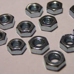 M3 Hex Nut - Pack of 25