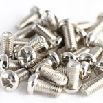 Screw M3 x 6mm, Pozidriv head - Pack of 25