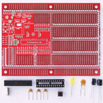 ATmega168A Development Kit