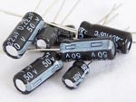 Capacitors - Electrolytic