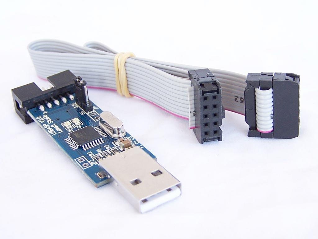 AVR ISP Programmer  Instructables