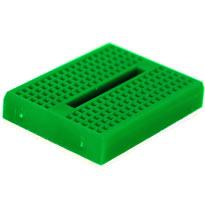 170 tiepoint mini breadboard - Green