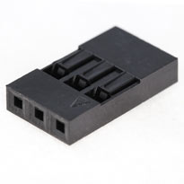 3 Pin Dupont Connector Housing