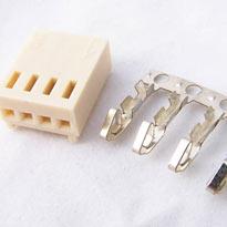 Polarized Header 4 Pin Female