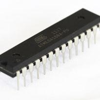 ATMEGA168A-PU Atmel 8 Bit 16K AVR Microcontroller