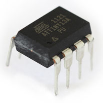 ATTINY13A-PU ATMEL 8 Bit 1K AVR Microcontroller