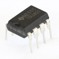 NE555 General-purpose single bipolar timer
