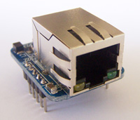 ENC28J60 Based Ethernet Module