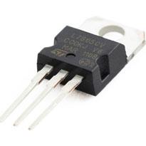 L7805 +5V Linear Voltage Regulator