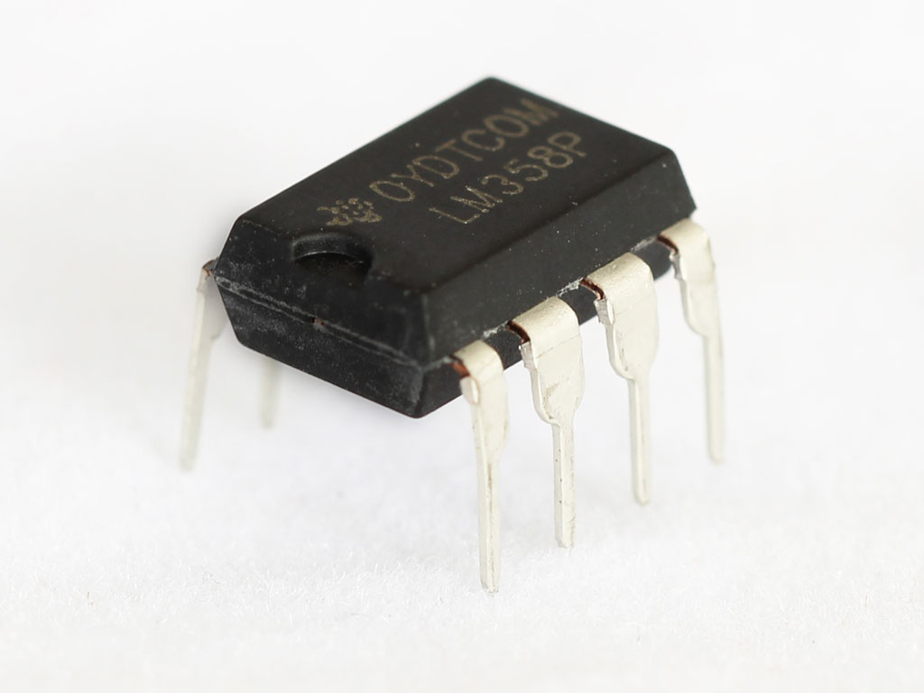 Pre Amplifier Integrated Circuit Lm358 Dual Op Amp 358 Ic Operational Amplifiers Dip8 Low Power 0 55