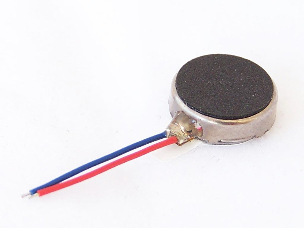 That Push button contro vibrator commit error